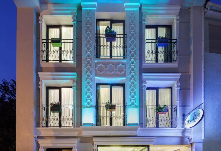 オバハン ホテル, イスタンブール