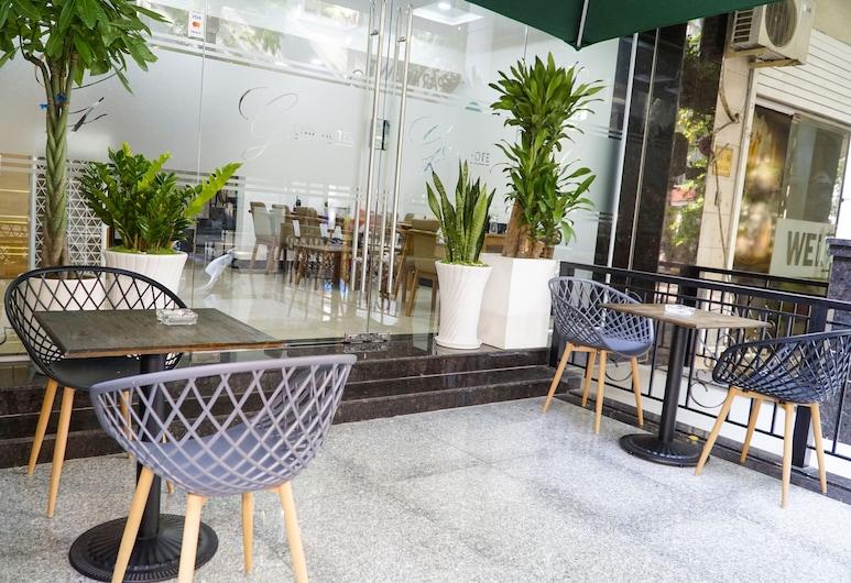 Genie Hotel, Ho Chi Minh-Stad, Binnenplaats