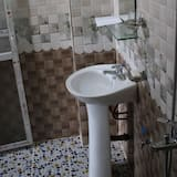 Einzelzimmer - Badezimmer