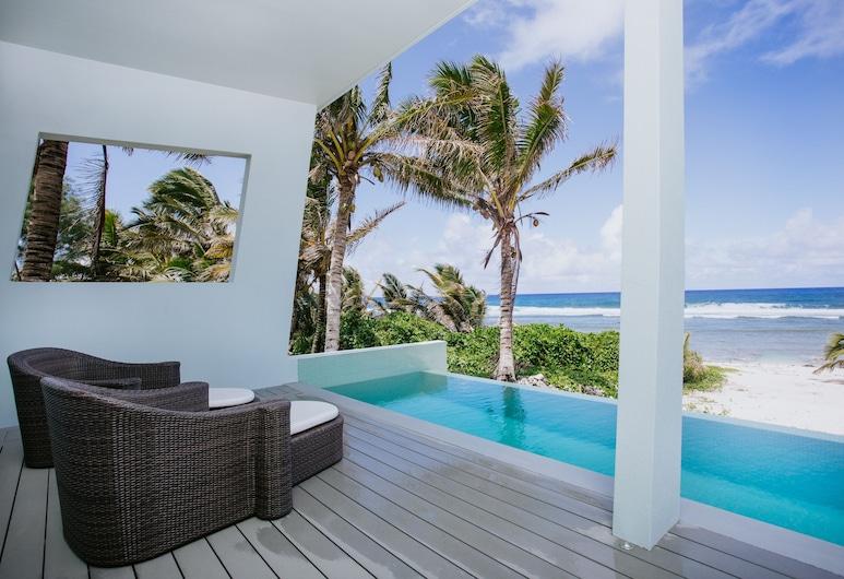 Coast Cook Islands Beachfront Villas, Rarotonga