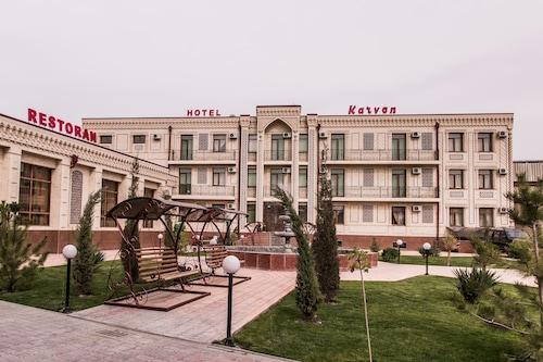 撒馬爾罕大篷車飯店/
