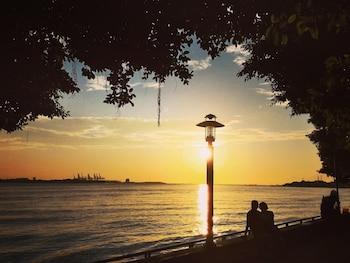 תמונה של Sunset Tamsui בטאיפיי סיטי החדשה