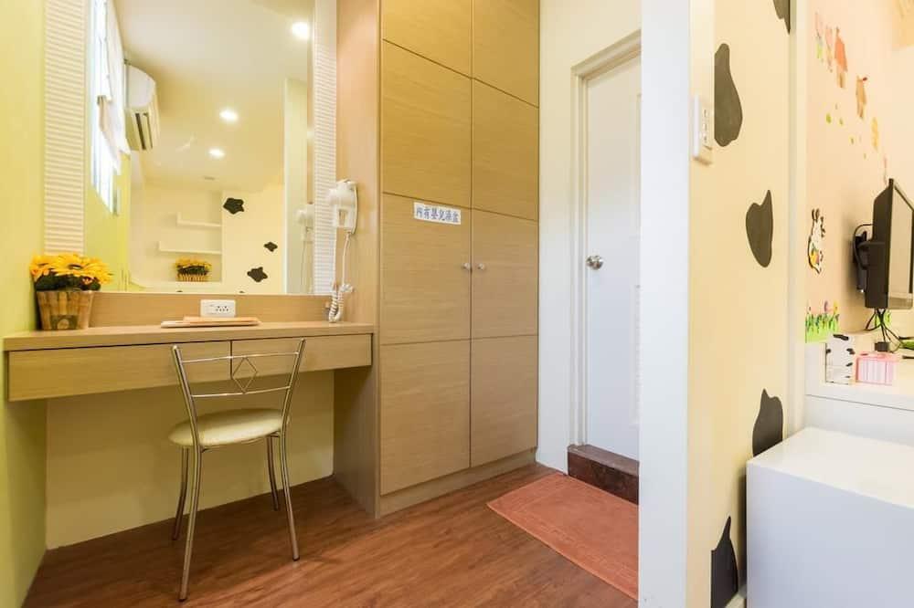 Classic-Vierbettzimmer - Badezimmer