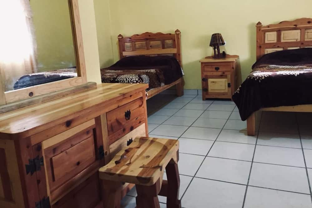 Basic Room - Bahagian dalam