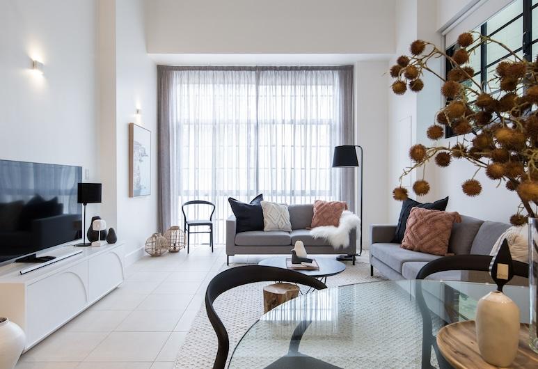 Wentworth Park Road Apartments, Γκλιμπ, Executive Διαμέρισμα, Περιοχή καθιστικού