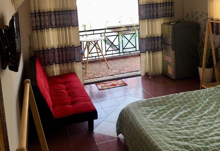 Dakao House - Hostel, Ciudad Ho Chi Minh, Habitación doble Deluxe, balcón, Habitación