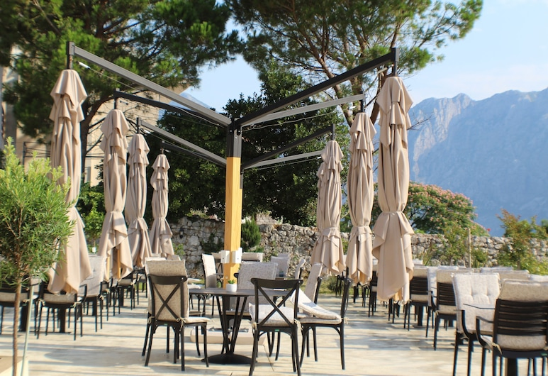 MonteBay Perla, Kotor, Hotelgelände