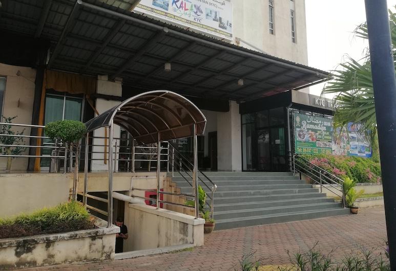 KB By Lawangsuite, Kota Bharu, Vchod do hotelu