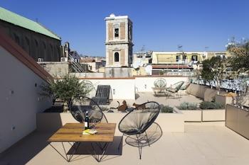 那不勒斯斯基亞拉旅館的圖片