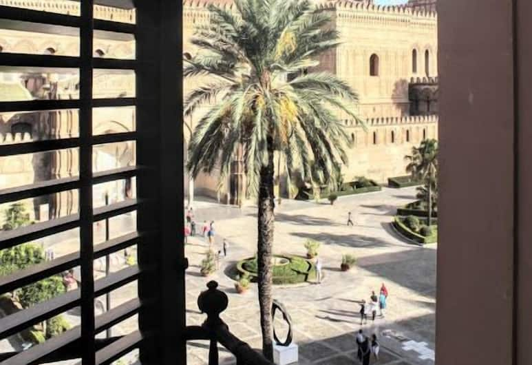 Residenza del Castillo, Palermo, Facciata hotel