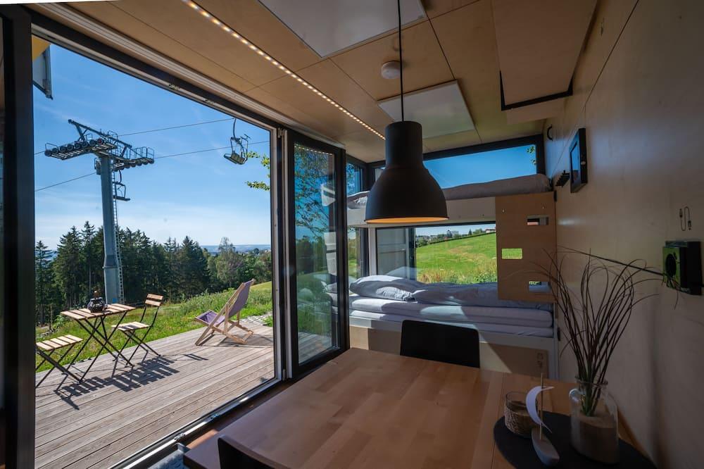 Design Studio, Terrace, Valley View (FLAT) - Living Room