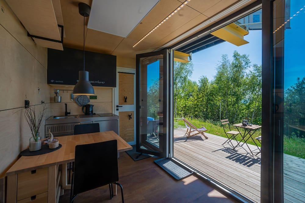 Design Studio, Terrace, Valley View (FLAT) - Living Area