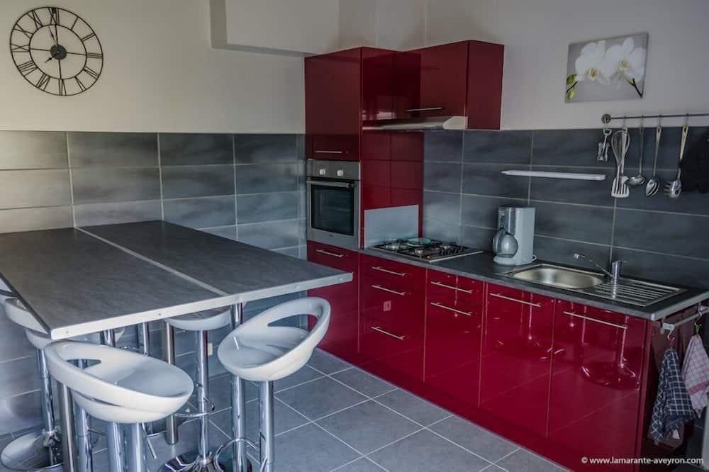 Pokój dwuosobowy - Wspólna kuchnia