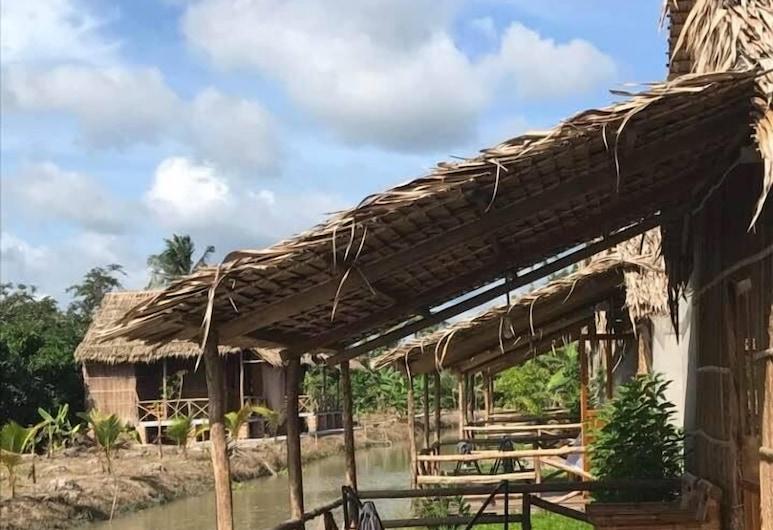 Green Village Mekong, Can Tho, Terras
