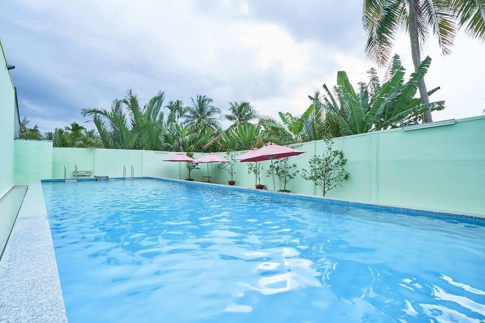 ห้องสแตนดาร์ดทวิน - สระว่ายน้ำ