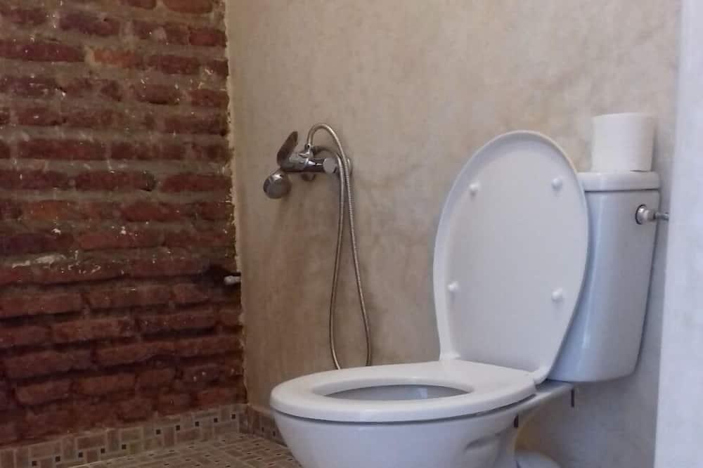 ベーシック ダブルルーム ダブルベッド 1 台 禁煙 - バスルーム