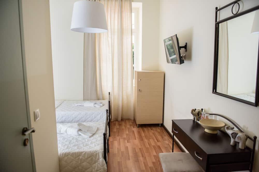 Economy-Zweibettzimmer - Wohnbereich