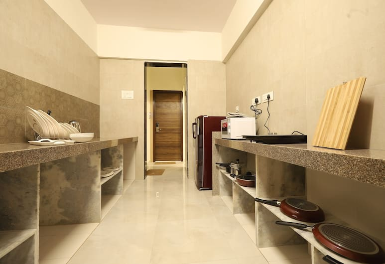 Grand City Homes, Bombay / Mumbai, Appartement, Cuisine privée
