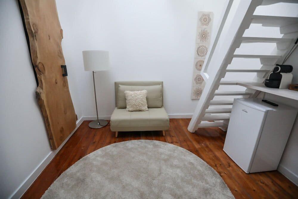 豪華開放式客房 (S. Salvador) - 客廳