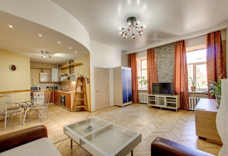 Apartment on Marata 35, Skt. Petersborg