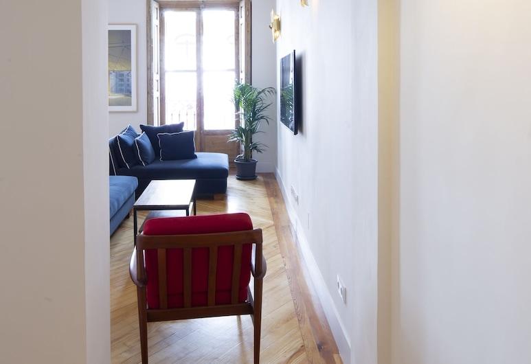 خيما بلاسا مايور - بويرتا ديل سول, مدريد, شقة - غرفتا نوم, غرفة معيشة