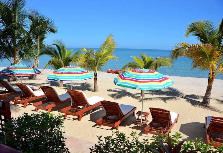 Belizean Nirvana, Placencia, Single Room, 1 Bedroom (Orchid), Beach/Ocean View
