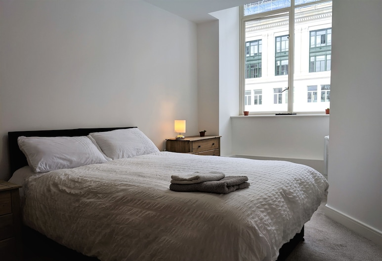 The Beatles Place, Liverpool, Exclusive Apartment, 1 Bedroom, Non Smoking, Kitchen, Room
