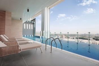 杜拜蒙特玫瑰行政公寓千禧酒店的圖片