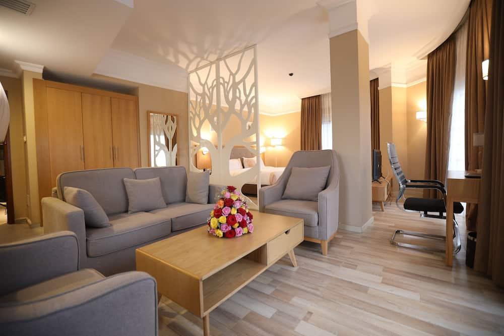 Superior Suite, Non Smoking - Living Area