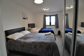 Liverpool bölgesindeki Apartment in Parliament Brewery Village resmi