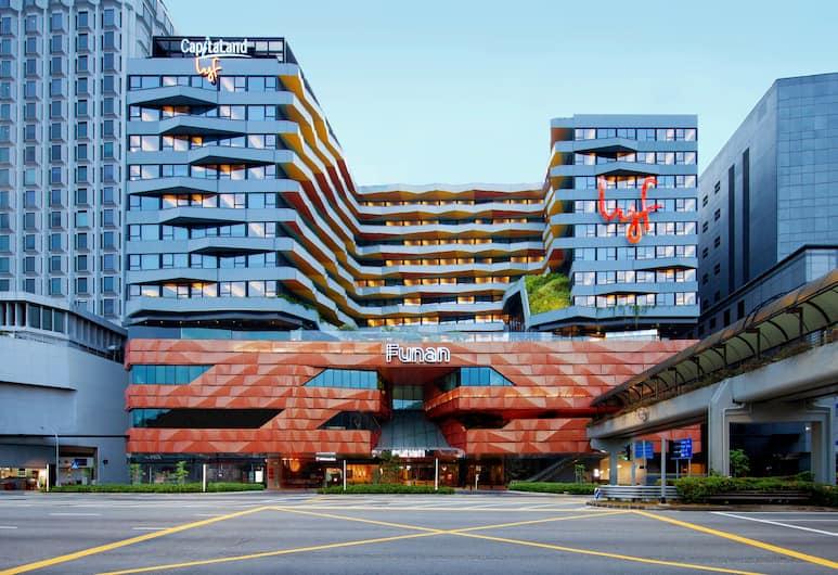 新加坡lyf福南共享公寓, Singapore