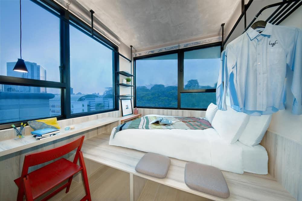 Δωμάτιο, 4 Υπνοδωμάτια (All Together) - Δωμάτιο επισκεπτών