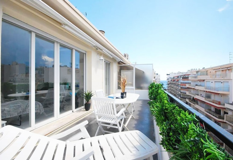 Le Cheverny - ISN1096, Cannes, Comfort appartement, Terras