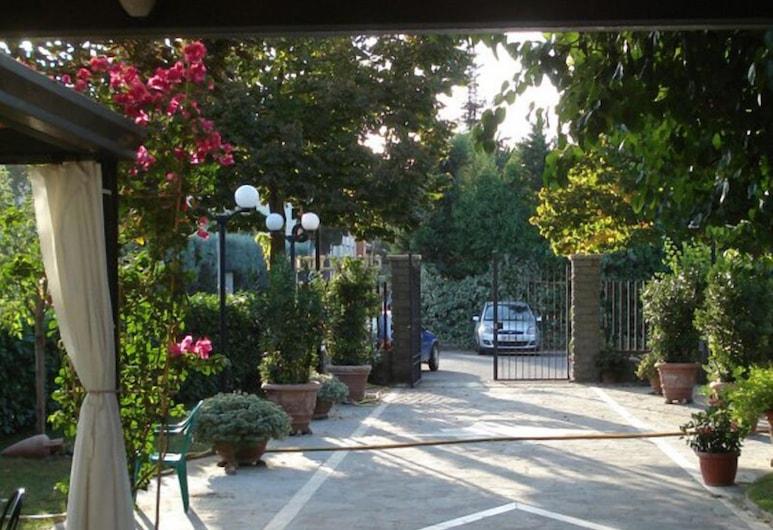 Hotel da Rosanna, Attigliano, Vchod do hotela