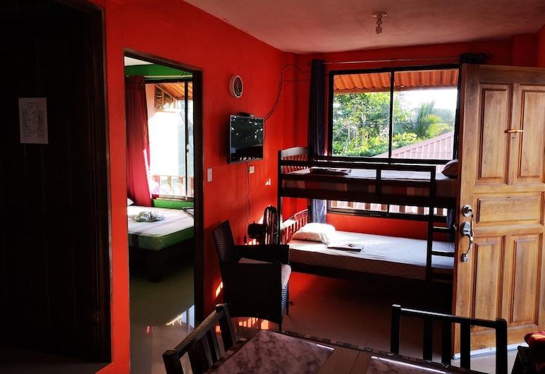 羅頓公寓酒店, 利蒙, 客房