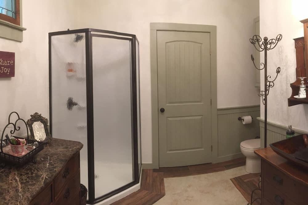 Quarto Romântico - Casa de banho
