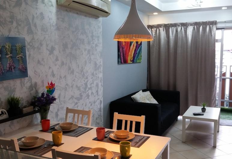 庫切比佩爾達娜尊爵公寓飯店, 八打靈再也, 公寓, 3 間臥室 (Couchbee Home), 客廳