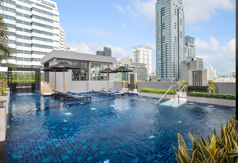 Eleven Hotel Bangkok, Bangkok, Piscina al aire libre