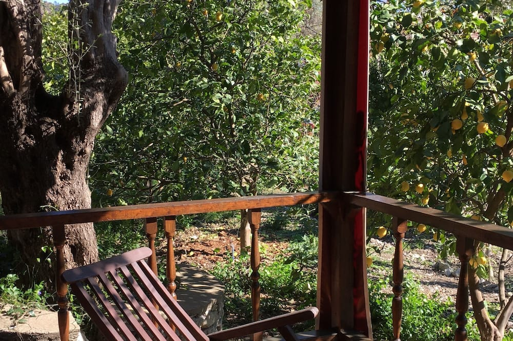 Бунгало (Lemon) - Вид с балкона
