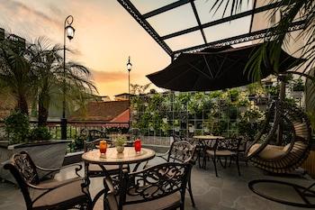 Bild vom Soleil Boutique Hotel in Hanoi