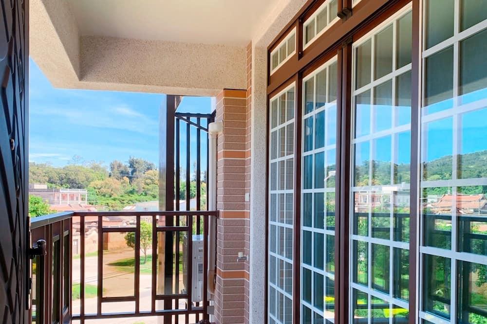 Family Apartment, 3 Bedrooms (3A) - Balcony