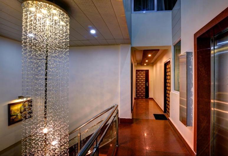 黃金帝國 SPA 酒店, 干托, 酒店內