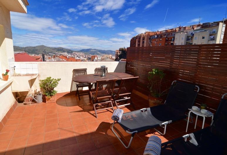 RentBCN Park Guell, Barcelona, Apartmán, 2 spálne, terasa (1), Terasa