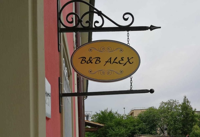 B&B Alex, Pisa