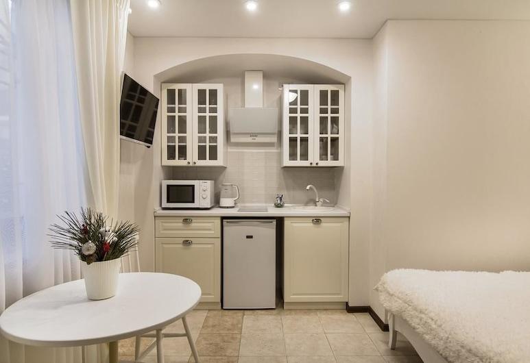 Apart Hotel Quartet, Odessa, Suite, Private kitchenette