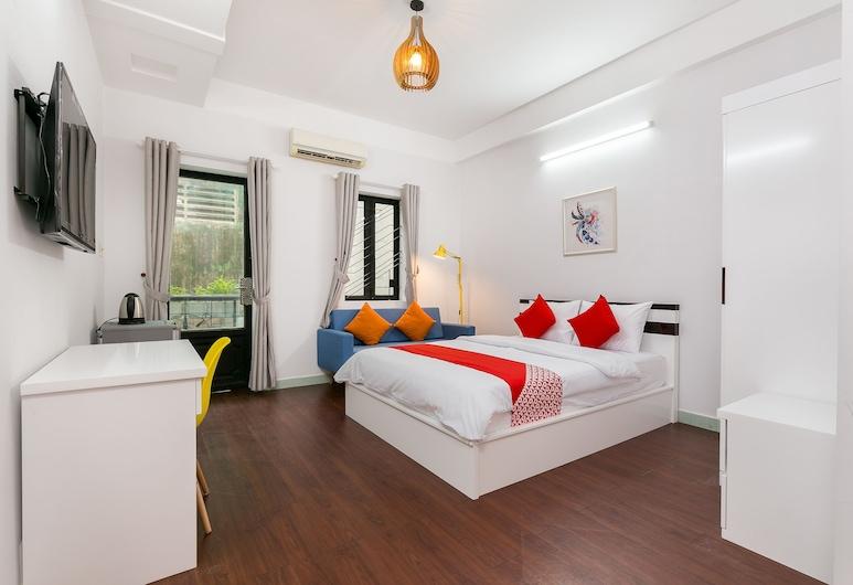 OYO 256 Green Apartment, Ciudad Ho Chi Minh, Habitación doble Deluxe, Habitación