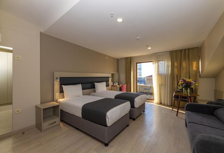 ホテル イクソラ ボモンティ, イスタンブール, スタンダード ルーム バルコニー, バルコニー