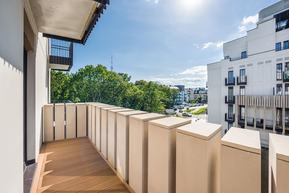 Apartment (F 315) - Balcony