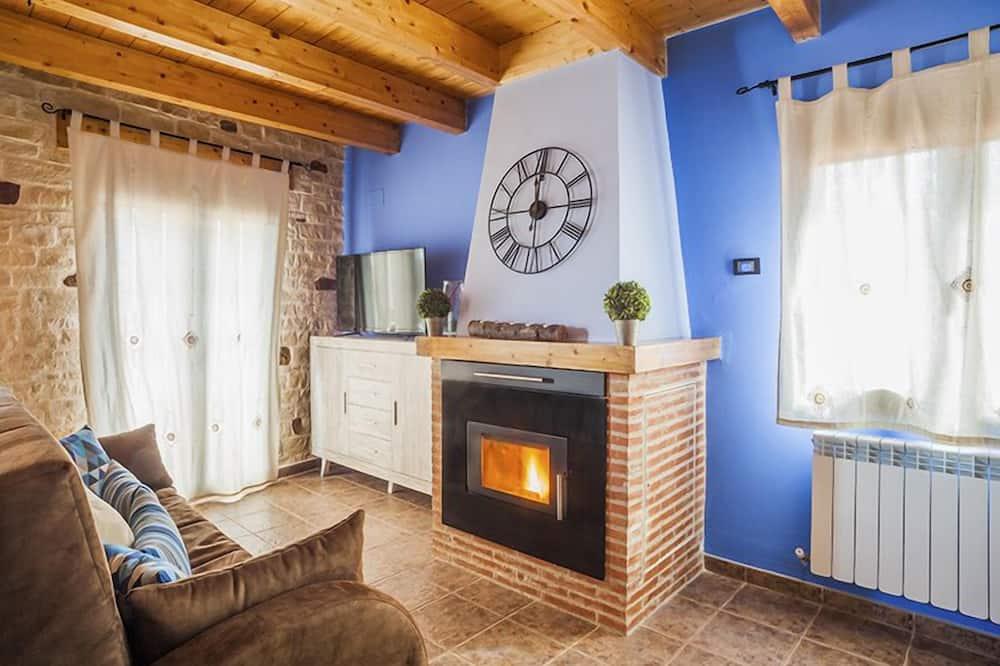 複式房屋, 3 間臥室 - 客廳