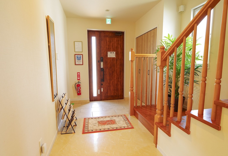 D and Stay Resort, Okinawa, Interior Entrance